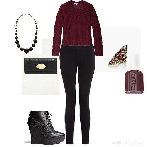 black-slim-pants-r-burgundy-sweater-black-bag-clutch-nail-howtowear-fashion-style-outfit-fall-winter-necklace-ring-clutch-wedge-black-shoe-booties-dinner.jpg