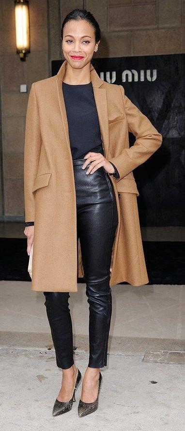 black-slim-pants-leather-black-top-camel-jacket-coat-howtowear-fall-winter-brun-dinner.jpg