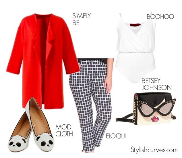 black-slim-pants-white-cami-orange-jacket-coat-white-bag-howtowear-white-shoe-flats-gingham-bodysuit-spring-summer-lunch.jpg