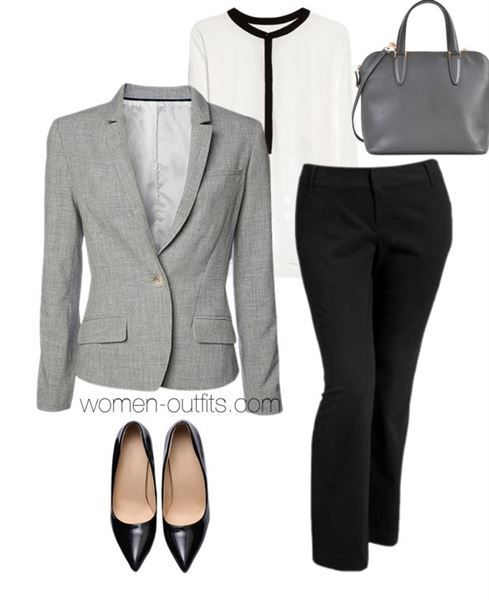 black-slim-pants-white-top-blouse-grayl-jacket-blazer-black-shoe-pumps-gray-bag-howtowear-fashion-style-outfit-spring-summer-work.jpg