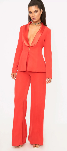 red-wideleg-pants-red-jacket-blazer-suit-choker-pony-tan-shoe-sandalh-fall-winter-brun-dinner.jpg