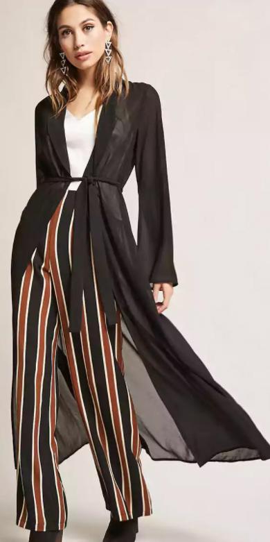 camel-wideleg-pants-vertical-stripe-print-earrings-black-cardiganl-fall-winter-hairr-lunch.jpg