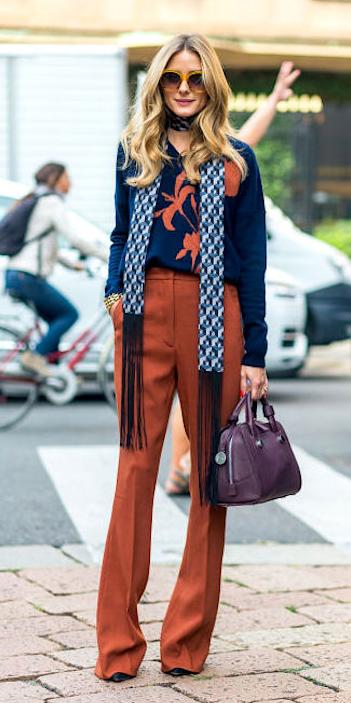camel-wideleg-pants-blue-navy-sweater-blue-med-scarf-sun-hairr-oliviapalermo-purple-bag-fall-winter-lunch.jpg
