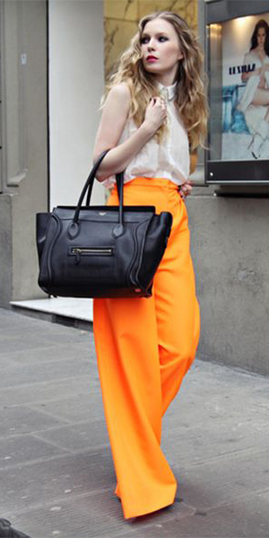 orange-wideleg-pants-white-blouse-black-bag-blonde-fall-winter-work.jpg