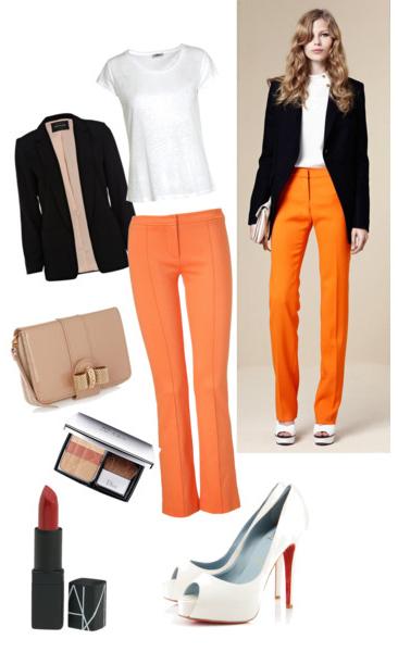 orange-wideleg-pants-white-top-black-jacket-blazer-tan-bag-white-shoe-pumps-howtowear-fashion-spring-summer-style-outfit-blonde-work.jpg