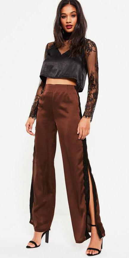 brown-wideleg-pants-black-crop-top-black-shoe-sandalh-lace-silk-brun-fall-winter-dinner.jpg