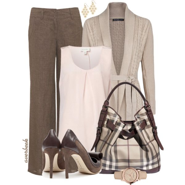 o-brown-wideleg-pants-white-top-blouse-tan-bag-watch-earrings-howtowear-fashion-style-outfit-fall-winter-tan-cardiganl-tweed-brown-shoe-pumps-work.jpg