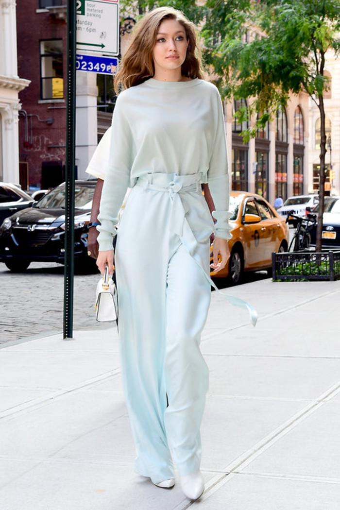 blue-light-wideleg-pants-white-bag-blonde-gigihadid-blue-light-sweater-matchset-paperbag-spring-summer-lunch.jpg