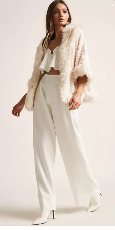 white-wideleg-pants-white-crop-top-white-shoe-booties-mono-white-jacket-coat-fur-fuzz-fall-winter-brun-dinner.jpg