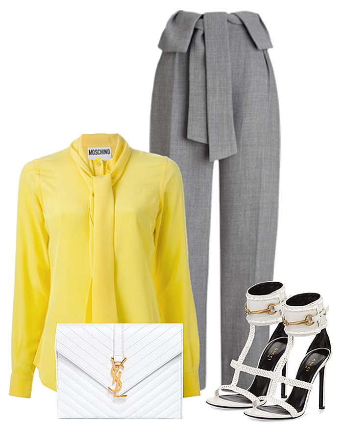 grayl-wideleg-pants-yellow-top-blouse-white-shoe-sandalh-white-bag-clutch-howtowear-fashion-style-outfit-spring-summer-work.jpg