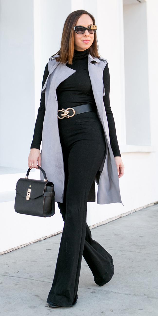black-wideleg-pants-black-tee-turtleneck-hairr-sun-grayl-vest-tailor-belt-black-bag-fall-winter-work.jpg