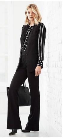black-wideleg-pants-black-top-blouse-stripe-black-vest-tailor-black-bag-tote-necklace-blonde-black-shoe-booties-whitehouseblackmarket-howtowear-fashion-style-outfit-fall-winter-work.jpg