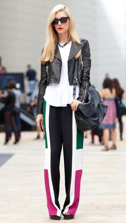 black-wideleg-pants-black-jacket-moto-blonde-necklace-black-bag-fall-winter-lunch.jpg