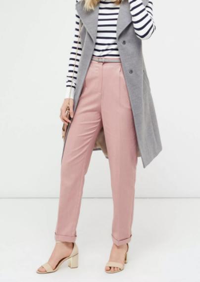 pink-light-joggers-pants-black-tee-stripe-belt-tan-shoe-sandalh-grayl-vest-tailor-fall-winter-lunch.jpg