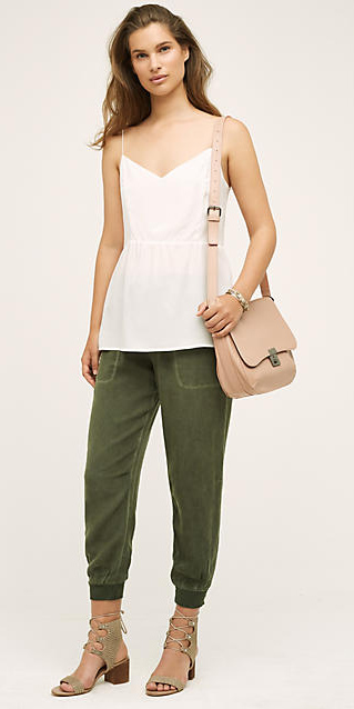 green-olive-joggers-pants-white-cami-tan-bag-tan-shoe-sandals-wear-style-fashion-spring-summer-hairr-weekend.jpg