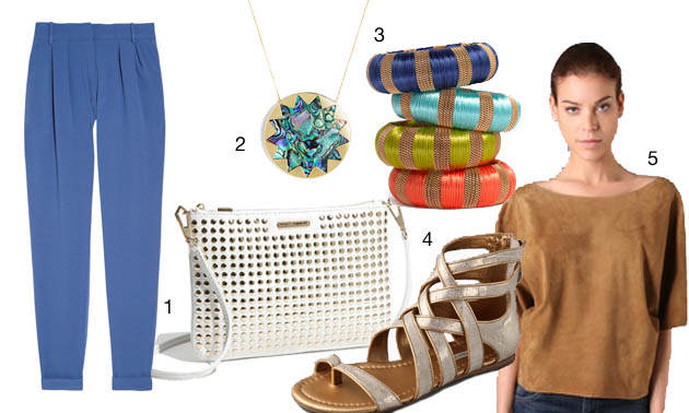 blue-med-joggers-pants-camel-top-tan-shoe-sandals-white-bag-bracelet-ring-suede-howtowear-fashion-style-outfit-spring-summer-hairr-lunch.jpg