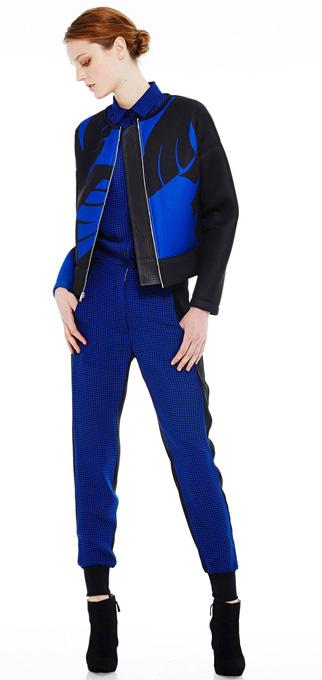 blue-navy-joggers-pants-blue-navy-top-blouse-blue-navy-jacket-bomber-bun-black-shoe-booties-wear-style-fashion-fall-winter-hairr-cobalt-lunch.jpg