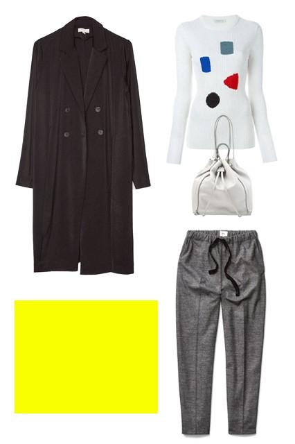 grayl-joggers-pants-white-sweater-white-bag-black-jacket-coat-fall-winter-work.jpg