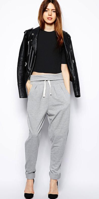 grayl-joggers-pants-black-tee-black-jacket-moto-black-shoe-pumps-wear-style-fashion-spring-summer-hairr-dinner.jpg