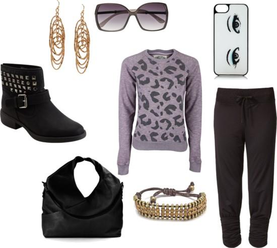 black-joggers-pants-purple-light-sweater-earrings-bracelet-black-bag-sun-wear-style-fashion-fall-winter-black-shoe-booties-graphic-weekend.jpg