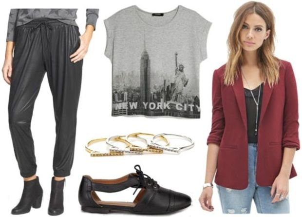 black-joggers-pants-burgundy-jacket-blazer-grayl-graphic-tee-style-outfit-fall-winter-crop-hairr-black-shoe-brogues-bracelet-night-dinner.jpg