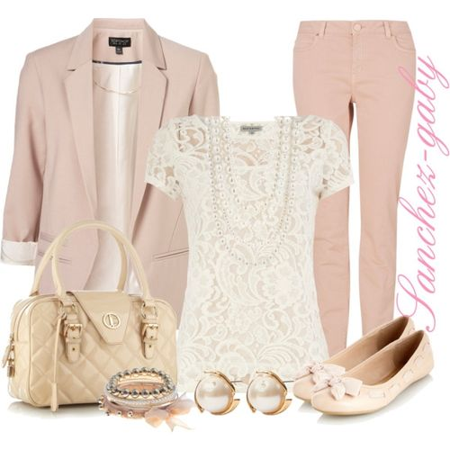 o-peach-skinny-jeans-white-top-lace-necklace-peach-jacket-blazer-tan-bag-pearl-studs-bracelet-white-shoe-flats-howtowear-fashion-style-outfit-spring-summer-lunch.jpg