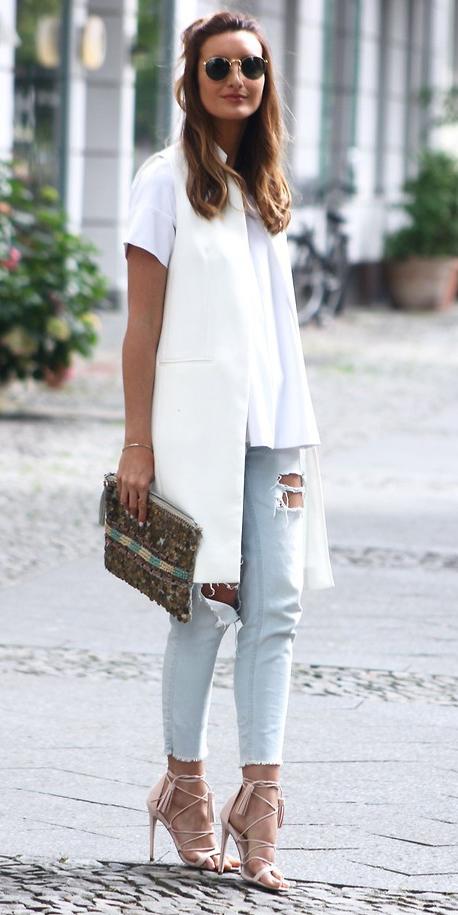 blue-light-skinny-jeans-white-top-white-vest-tailor-tan-shoe-sandalh-sun-hairr-spring-summer-dinner.jpg