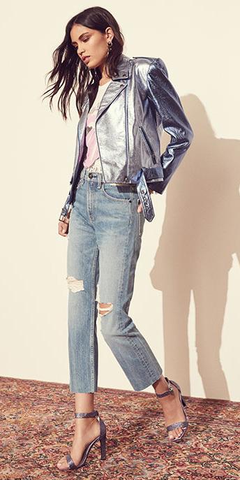 how-to-style-blue-light-skinny-jeans-gray-shoe-sandalh-metallic-silver-grayl-jacket-moto-brun-spring-summer-fashion-dinner.jpg