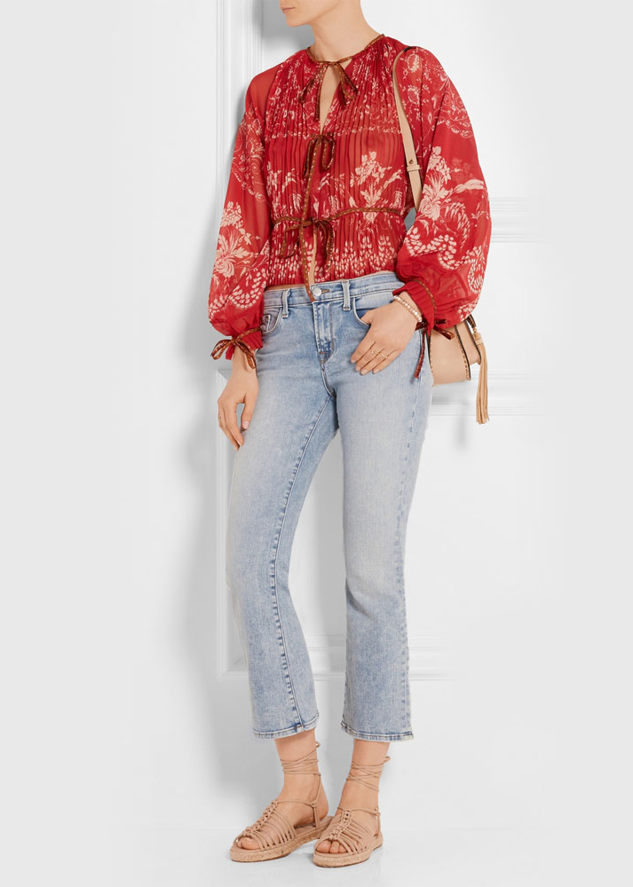 blue-light-crop-jeans-red-top-blouse-peasant-tan-bag-tan-shoe-sandals-wear-fashion-style-spring-summer-lunch.jpg