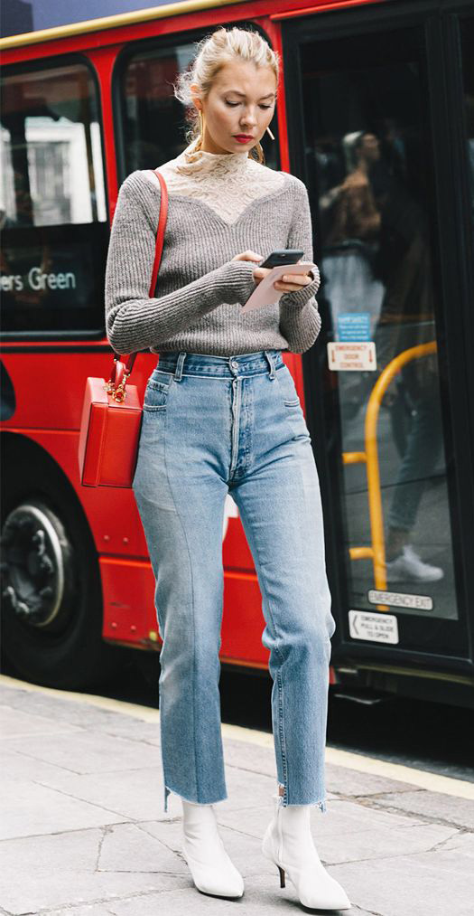 how-to-style-blue-light-crop-jeans-red-bag-white-shoe-booties-grayl-sweater-blonde-bun-earrings-fall-winter-fashion-lunch.jpg