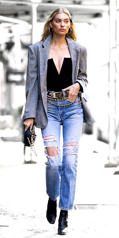 blue-light-crop-jeans-belt-black-top-bustier-grayl-jacket-blazer-black-shoe-booties-blonde-hoops-elsahosk-fall-winter-lunch.jpg