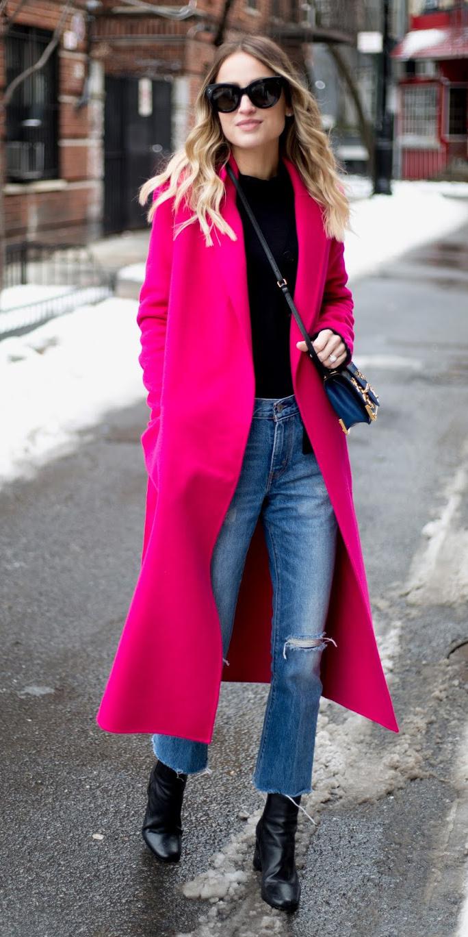 blue-med-crop-jeans-blonde-blue-bag-black-shoe-booties-pink-magenta-jacket-coat-fall-winter-lunch.jpg