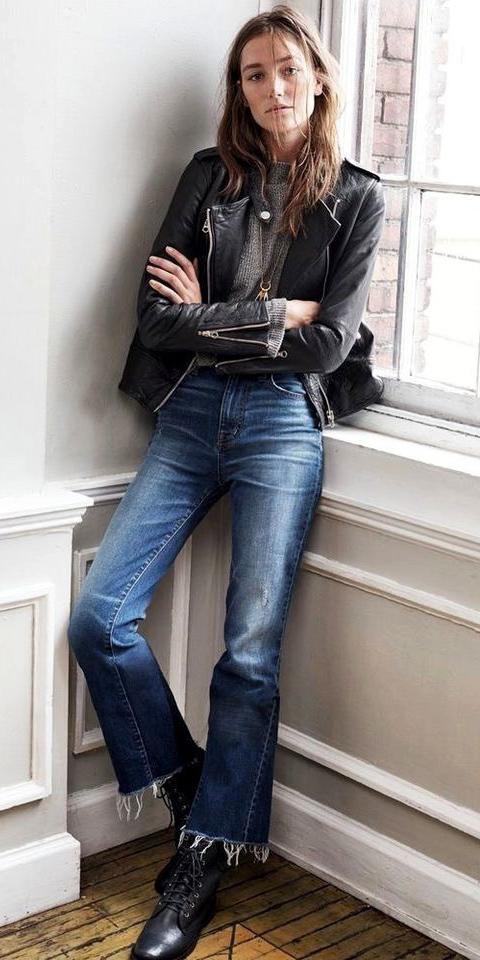 blue-med-crop-jeans-grayl-sweater-black-shoe-booties-black-jacket-moto-fall-winter-brun-weekend.jpg