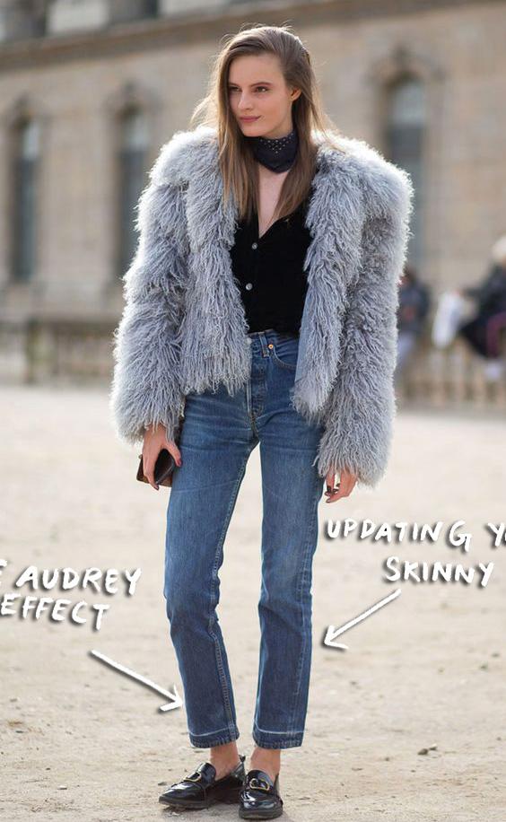 blue-med-crop-jeans-black-top-blouse-grayl-jacket-coat-fur-fuzz-black-scarf-neck-black-shoe-loafers-wear-fashion-style-fall-winter-hairr-lunch.jpg