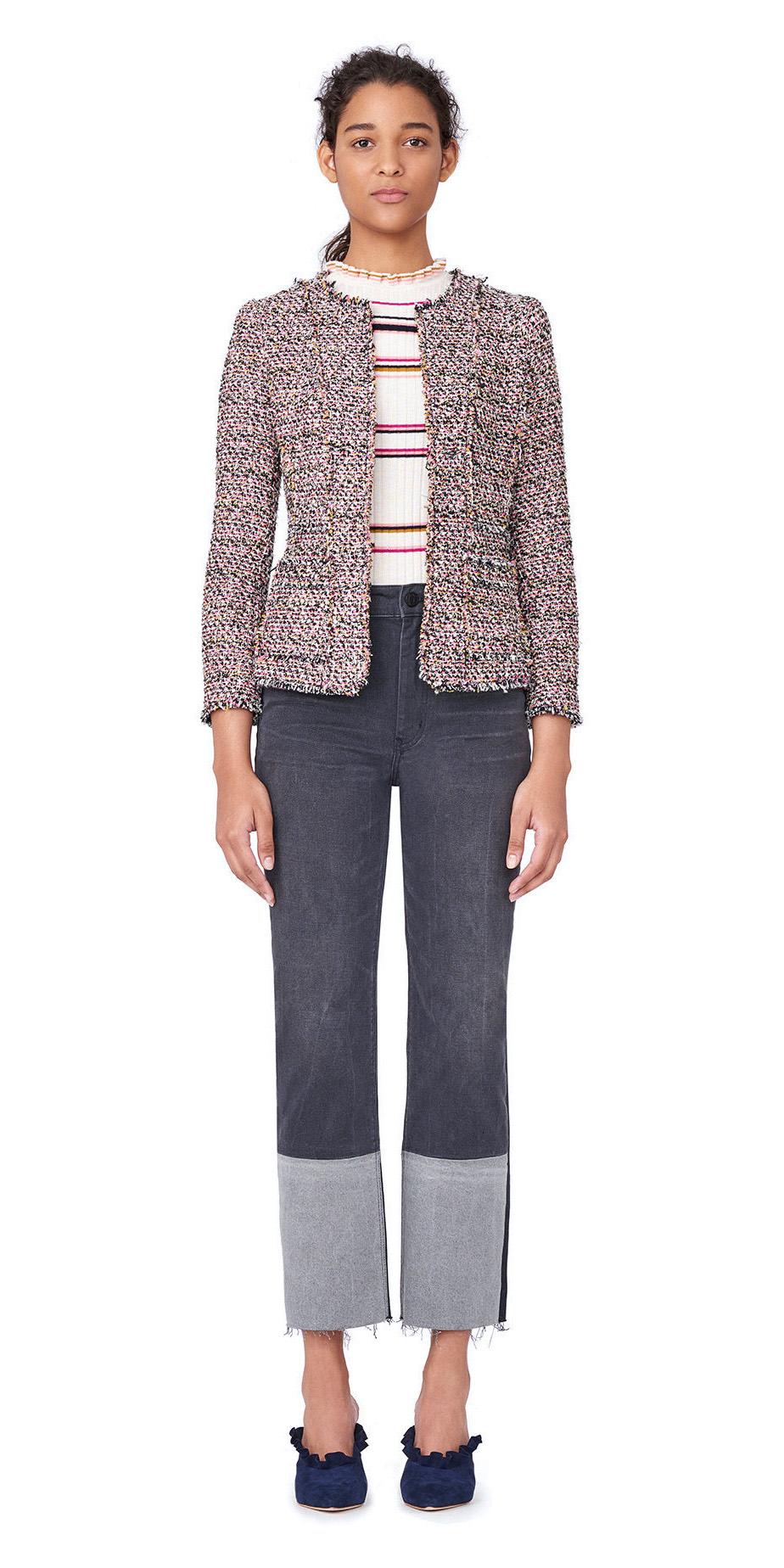 blue-navy-crop-jeans-brun-pony-blue-shoe-pumps-tweed-pink-light-jacket-lady-fall-winter-lunch.jpg