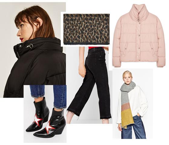 black-crop-jeans-grayl-scarf-black-shoe-booties-pink-light-jacket-coat-puffer-fall-winter-lunch.jpg