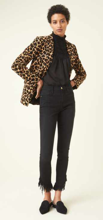 black-crop-jeans-black-top-tan-jacket-leopard-print-black-shoe-loafers-howtowear-fall-winter-brun-lunch.jpg