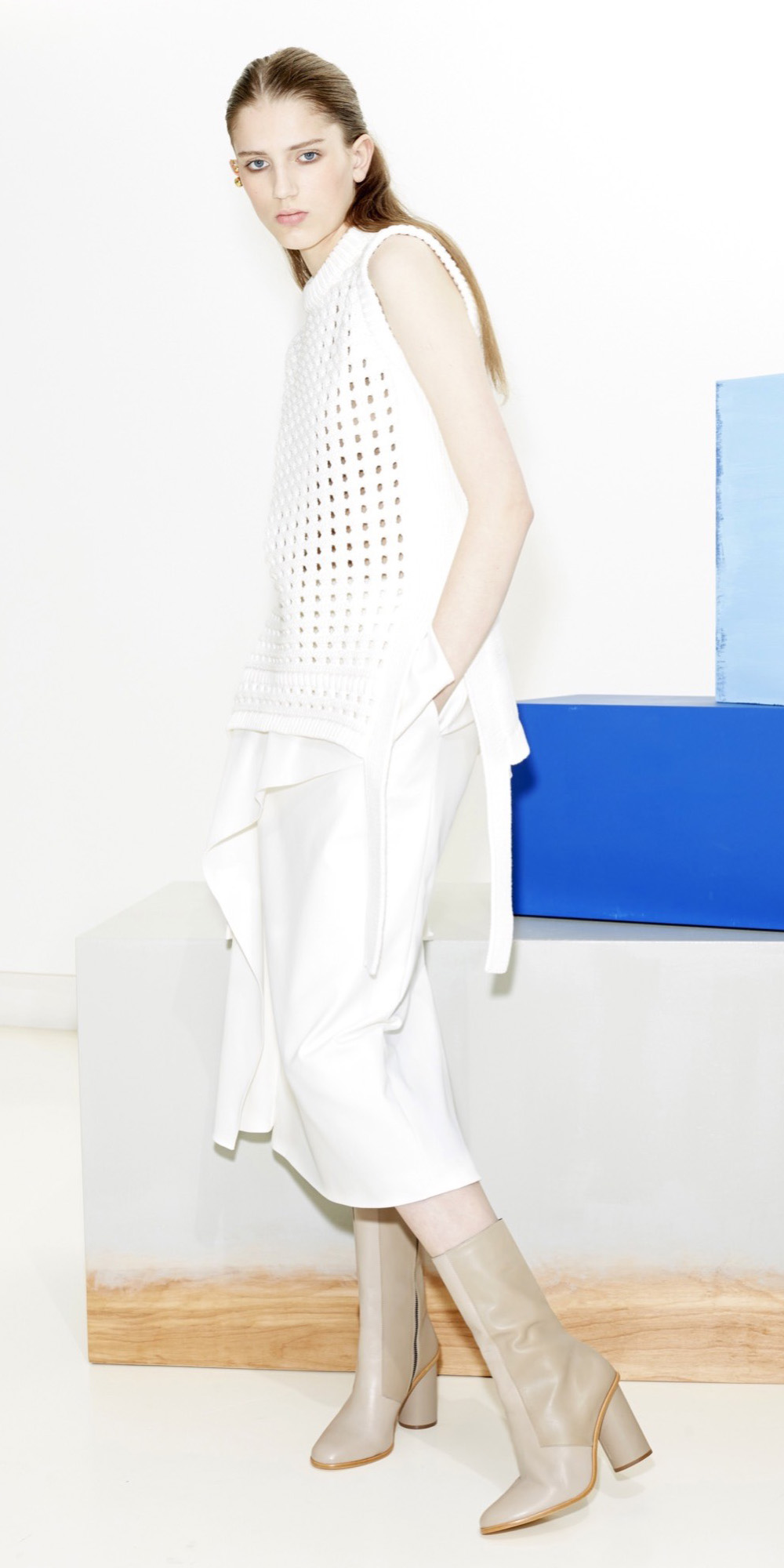 white-midi-skirt-white-sweater-sleeveless-tan-shoe-booties-hairr-fall-winter-lunch.jpg
