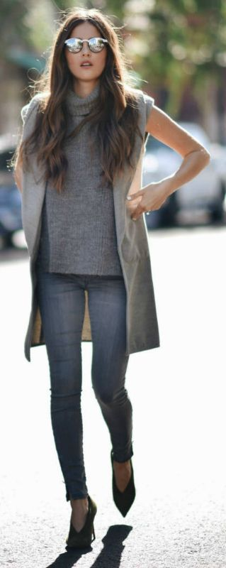 blue-med-skinny-jeans-grayl-sweater-sleeveless-hairr-sun-black-shoe-pumps-grayl-vest-tailor-fall-winter-lunch.jpg