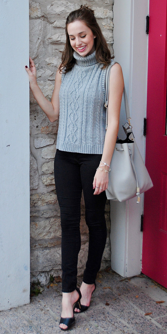 black-skinny-jeans-grayl-sweater-sleeveless-gray-bag-hairr-black-shoe-sandalh-fall-winter-lunch.jpg