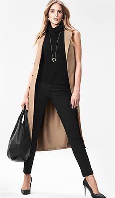 black-slim-pants-black-sweater-sleeveless-turtleneck-necklace-pend-tan-vest-tailor-black-bag-hobo-black-shoe-pumps-earrings-blonde-spring-summer-work.jpg