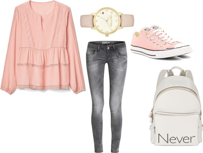 grayd-skinny-jeans-pink-light-top-blouse-peasant-watch-pink-shoe-sneakers-white-bag-pack-spring-summer-weekend.jpg