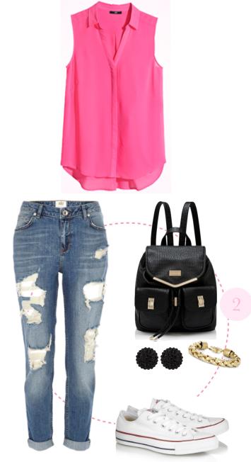 blue-med-boyfriend-jeans-r-pink-magenta-top-white-shoe-sneakers-black-bag-pack-studs-bracelet-howtowear-fashion-spring-summer-spring-summer-weekend.jpg