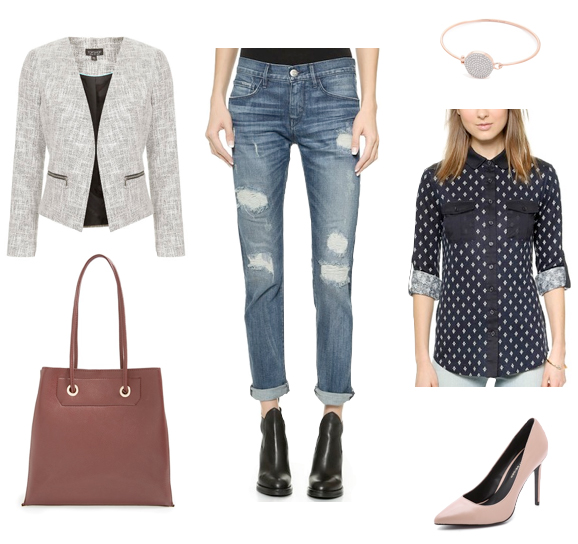 blue-med-skinny-jeans-blue-navy-top-blouse-dot-grayl-jacket-crop-tan-shoe-pumps-brown-bag-tote-howtowear-fashion-style-outfit-fall-winter-lunch.jpg