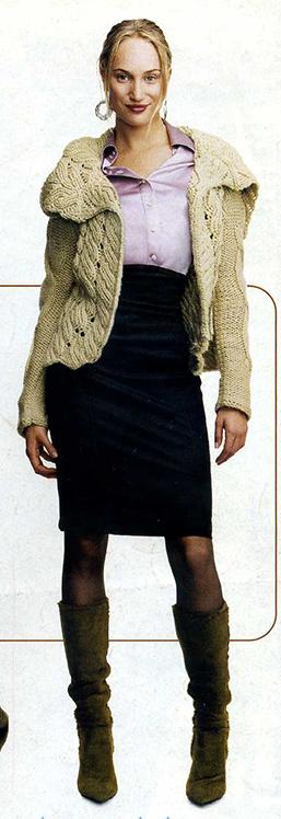black-pencil-skirt-purple-light-top-blouse-white-cardiganl-hoops-bun-black-tights-cognac-shoe-boots-howtowear-fashion-style-outfit-fall-winter-blonde-dinner.jpg