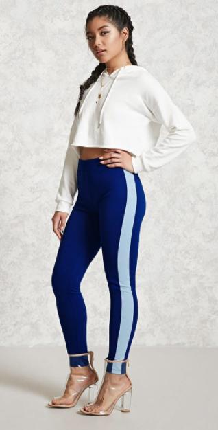 blue-navy-leggings-racerstripe-white-sweater-sweatshirt-hoodie-braid-fall-winter-brun-lunch.jpg