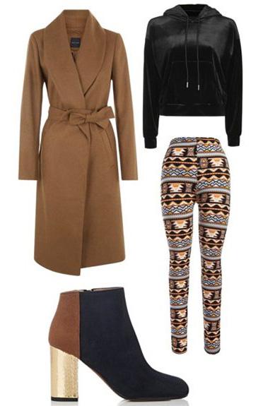 camel-leggings-print-blue-shoe-booties-black-sweater-sweatshirt-camel-jacket-coat-fall-winter-lunch.jpg