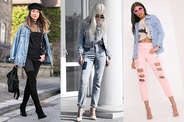 Light wear with jeans to what blue What Colors