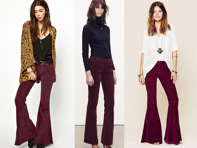 Outfits wine colored jeans 15 Ways