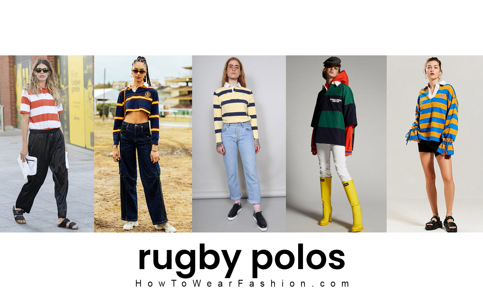 Trend Rugby Polo Howtowear Fashion